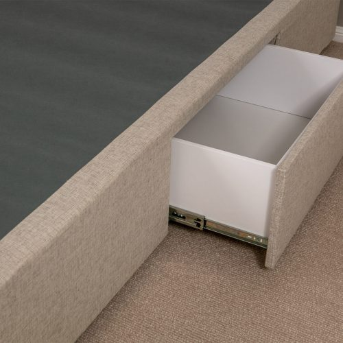 Bed Bases - bed base with drawers